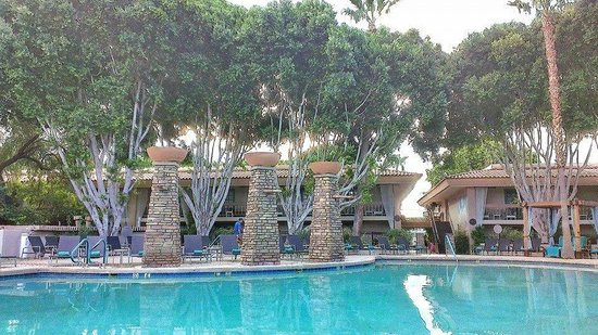 The Scott Resort & Spa: Daytime Pool area