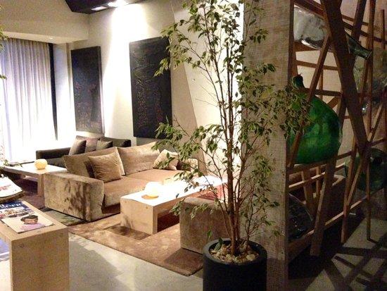 Hotel Viura: Lobby