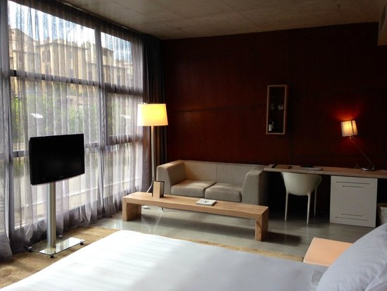 Hotel Viura : Deluxe room #106