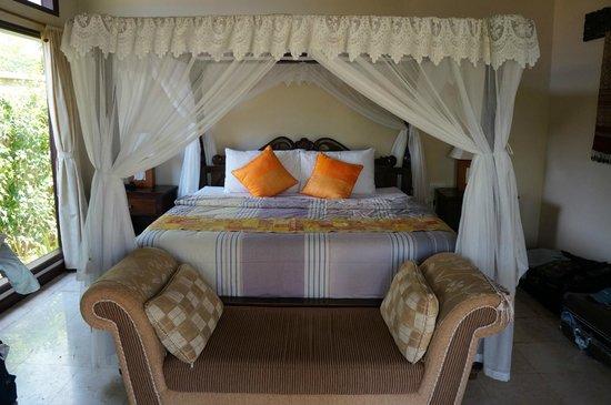 Jepun Bali Villa: Chambre