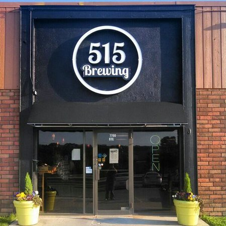 Clive, IA: 515 Brewing Front Door