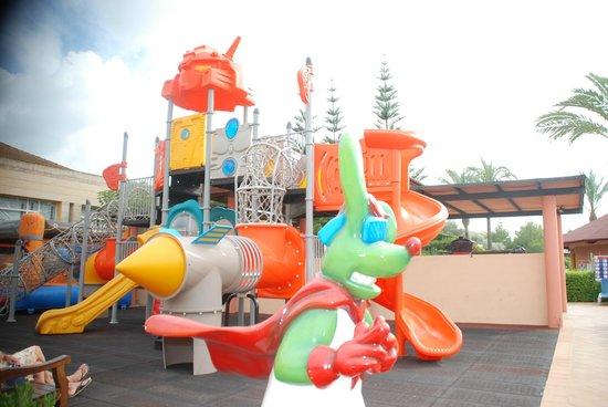 Zafiro Can Picafort: Parque infantil