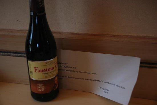 Zafiro Can Picafort : Detalle de la dirección del hotel