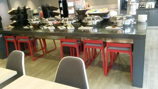 Ibis London City-Shoreditch: buffet