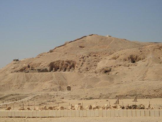 Tomb of Ramses VI: Vale dos Reis