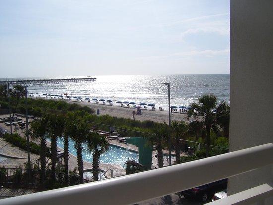 Sandy Beach Resort: what a view-