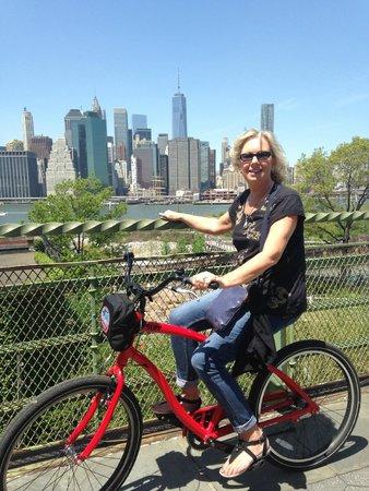 Blazing Saddles Bike Rentals & Tours : Brooklyn