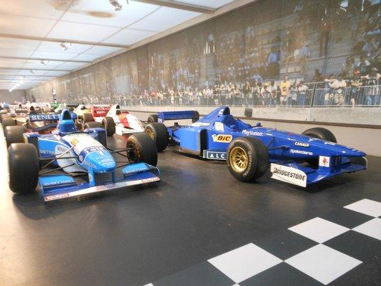 Cité de l'Automobile - Collection Schlumpf : Formula 1 racing cars