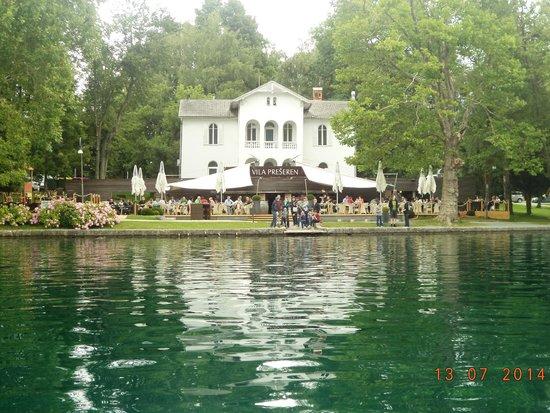 Vila Preseren: Marvelous Villa Prešeren on Lake Bled.