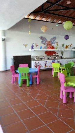 Pine Bay Holiday Resort: Kids area