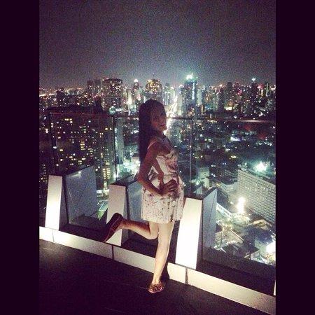 Bangkok Marriott Hotel Sukhumvit: Bar 45floor