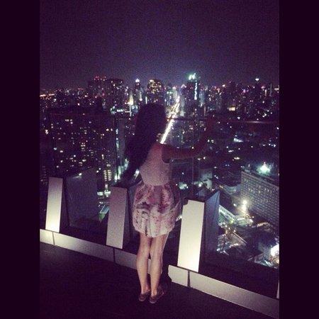 Bangkok Marriott Hotel Sukhumvit: 45th floor