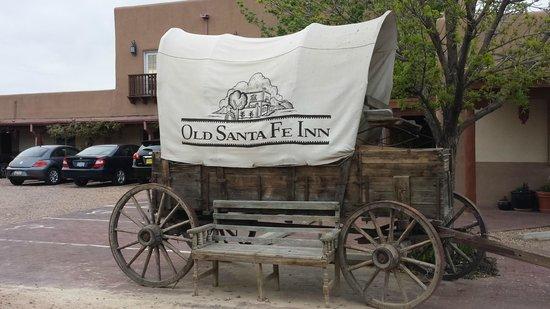 Old Santa Fe Inn: The Old Covered Wagon