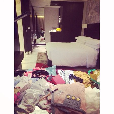 Bangkok Marriott Hotel Sukhumvit: Shopping