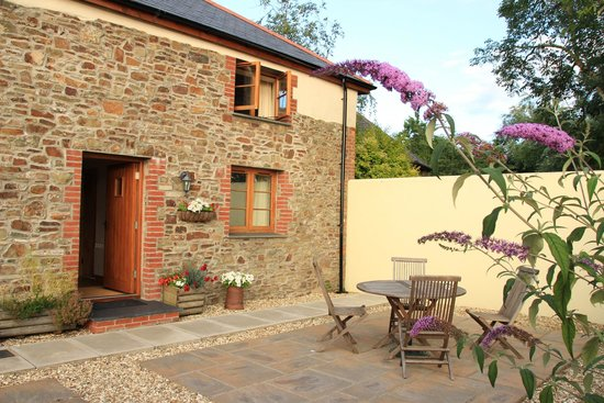 Higher Darracott Farm Bed & Breakfast: Hartland View Cottage