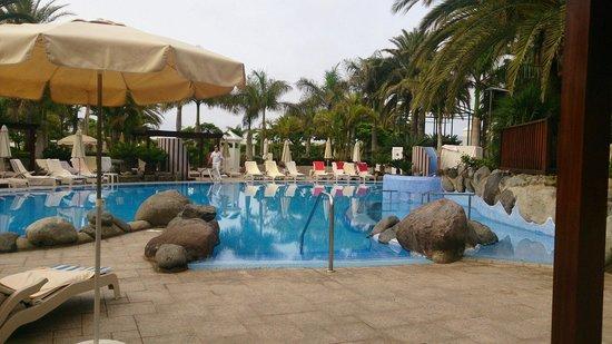 Hotel Riu Palace Maspalomas : The pool