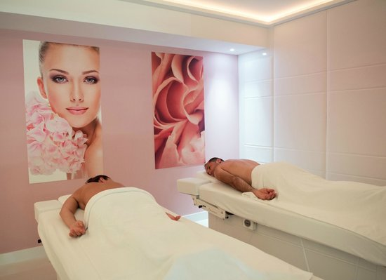 BEST WESTERN Cannes Riviera & Spa: massage duo