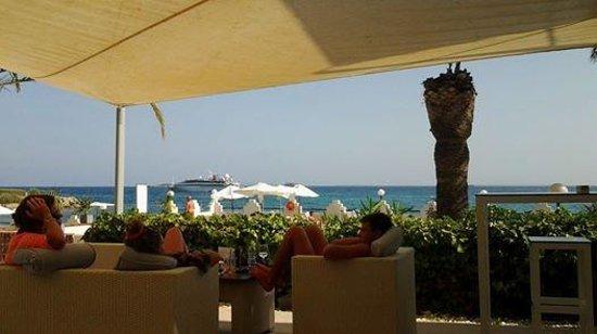 Nautico Ebeso Hotel : Bar
