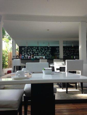 Le Cameleon Boutique Hotel: restaurant