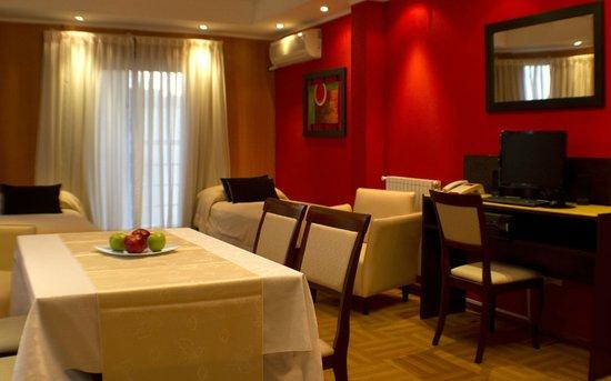 Ker Urquiza Hotel & Suites: Apart Suite Senior