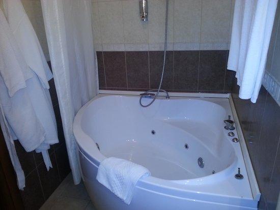 Atlanta Sheremetyevo Hotel: jaccuzi