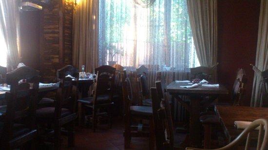 Atlanta Sheremetyevo Hotel: restaurant