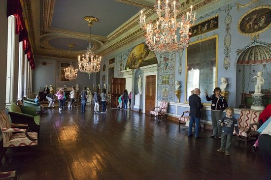 Castletown House: Long Gallery