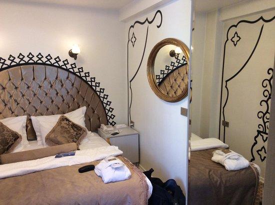 Ottoman Hotel Park: Small room, but nice:o)