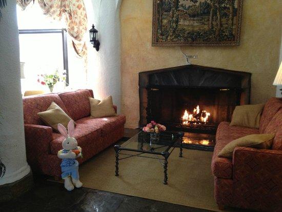 Montauk Manor: Beautiful lobby