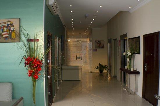 Ker Urquiza Hotel & Suites: Lobby