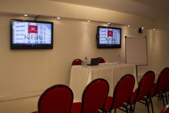 Ker Urquiza Hotel & Suites: Salon