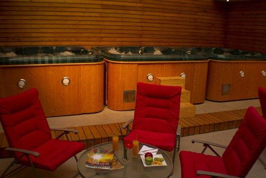 Ker Urquiza Hotel & Suites: Jaccuzis