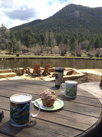Coffee on the Rocks : Our Easter breakfast was amazing!