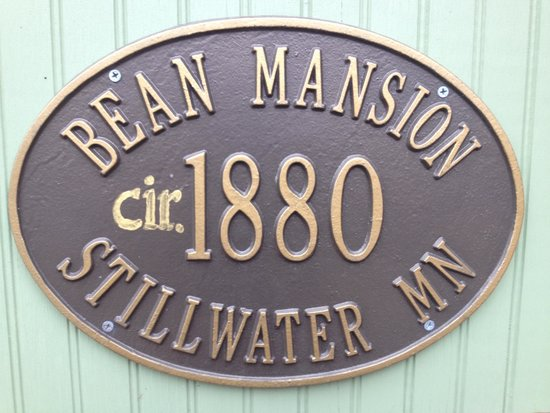 Ann Bean Mansion B&B: Bean Mansion