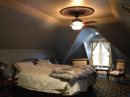Ann Bean Mansion B&B: Cynthia's Room