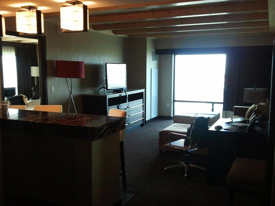 Wildhorse Resort & Casino: suite