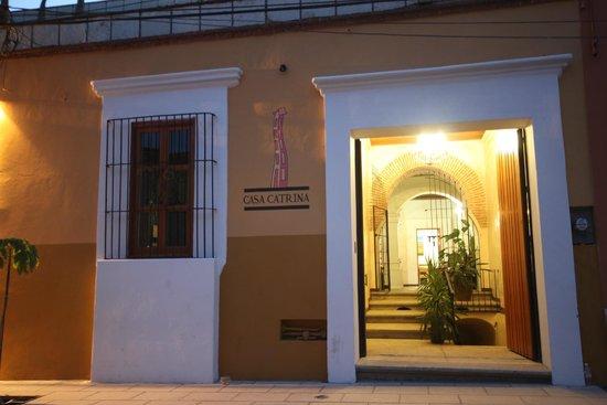 Casa Catrina: ENTRADA