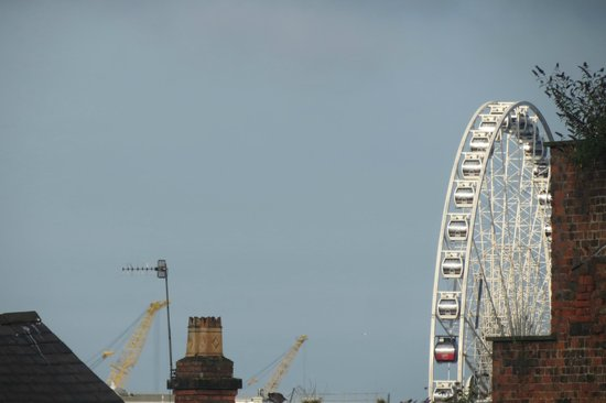 The Nadler Liverpool: The Big Wheel from Room 215