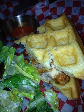 Staxx Burger Chicken and Waffle House