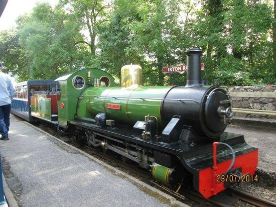 Ravenglass and Eskdale Railway: Engine