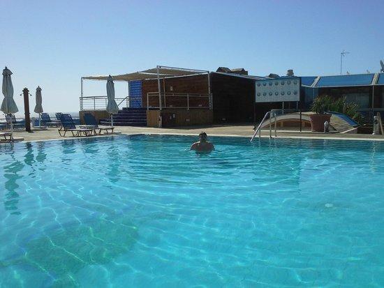 Lido Sharm Hotel: бассейн....