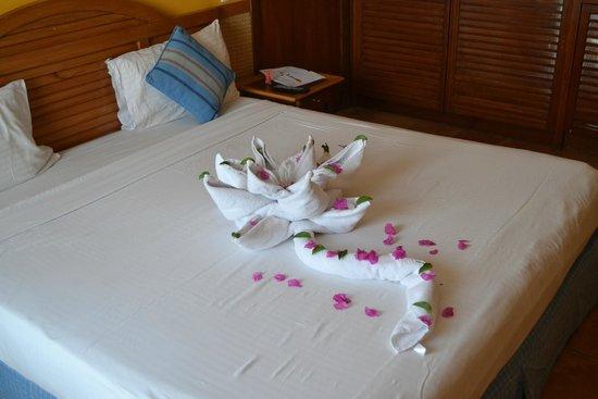 Lido Sharm Hotel: цветок))))