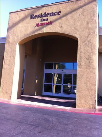 Residence Inn San Diego Mission Valley: Entrance