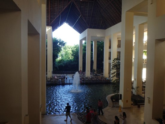 Occidental at  Xcaret Destination: Lobby