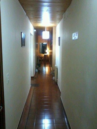 Residencial Sissus: Pasillo 2° piso