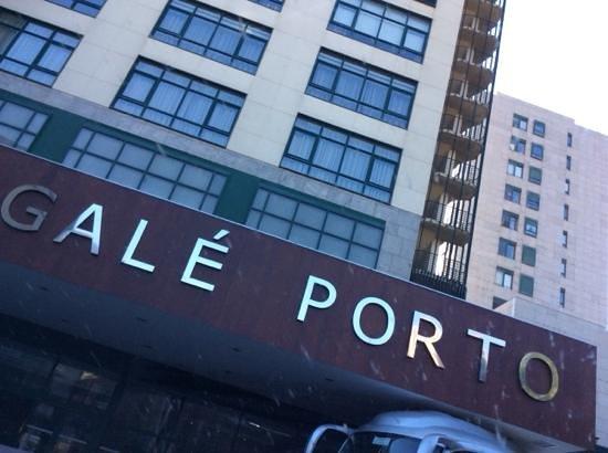 Vila Galé Porto: ingresso