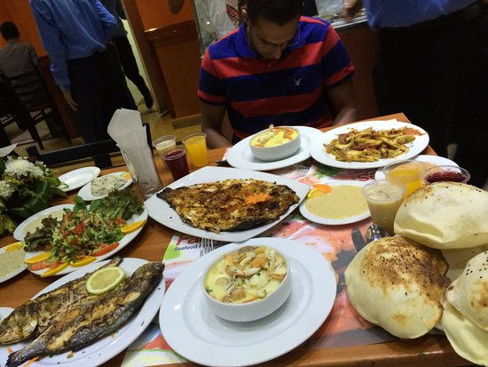 Fares Seafood : Amazing sea food .. A must visit restaurant ..