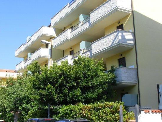 Terrazza A Tasca Picture Of Residence La Guirita