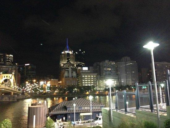 PNC Park : Downtown View
