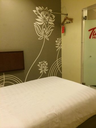 Tune Hotel Georgetown Penang: Room